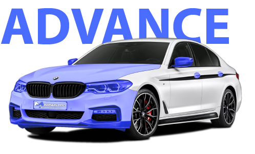 Advance Paint Protection Tint Package