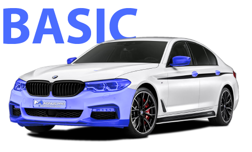Basic Paint Protection Package